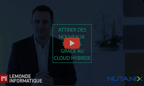 Attirer des talents gr�ce au cloud hybride